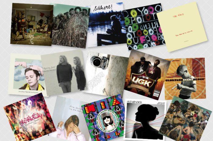 2007 års bästa album