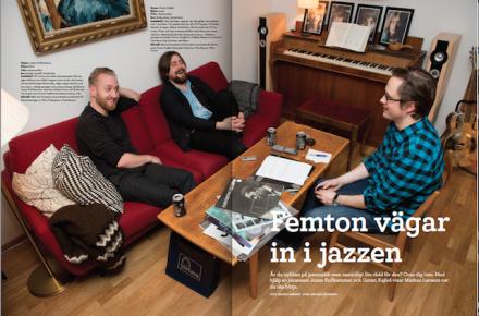 Femton vägar in i jazzen