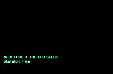 Nick Cave & The Bad Seeds: Skeleton Tree