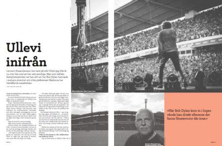 Ulf Lundell: I ett vinterland