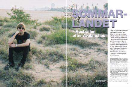Sommarlandet - Australien efter Avalanches
