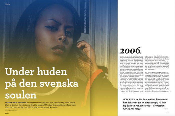 Under huden på den svenska soulen