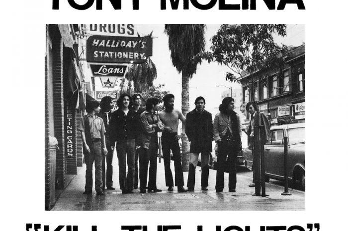 Tony Molina: Kill the Lights