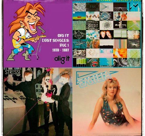 Finnish Funk, Soul, Synth & Disco 1976-1992 i urval av L-P Anderson