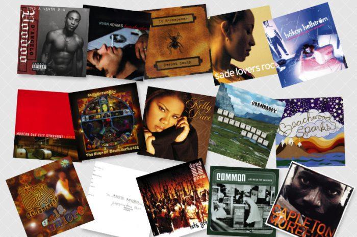 2000 års bästa album