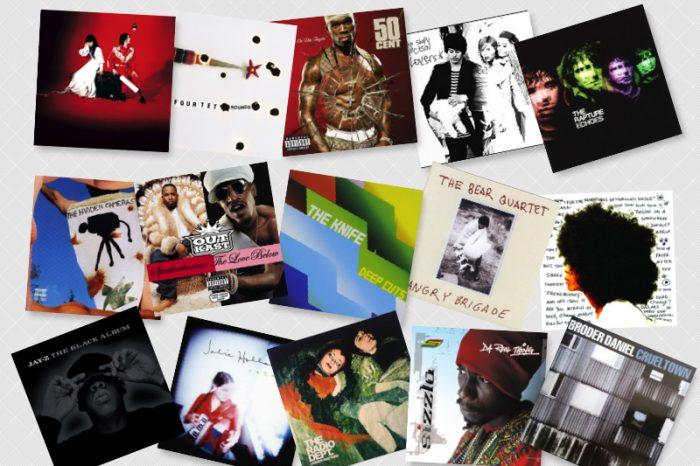 2003 års bästa album