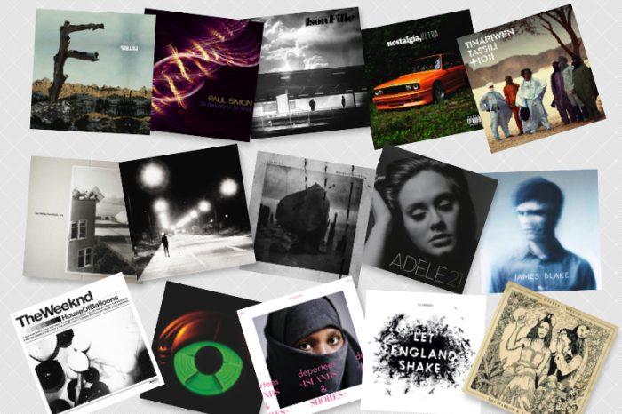 2011 års bästa album