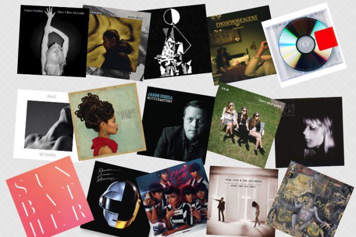2013 års bästa album