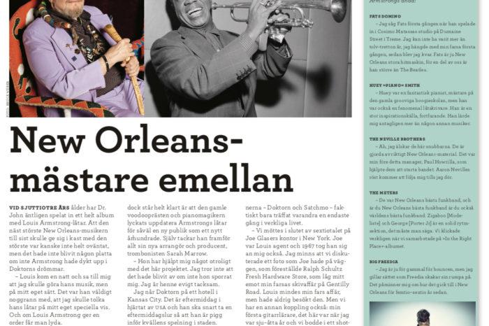 New Orleans-mästare emellan