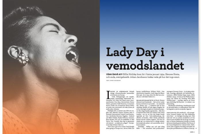 Lady Day i vemodslandet