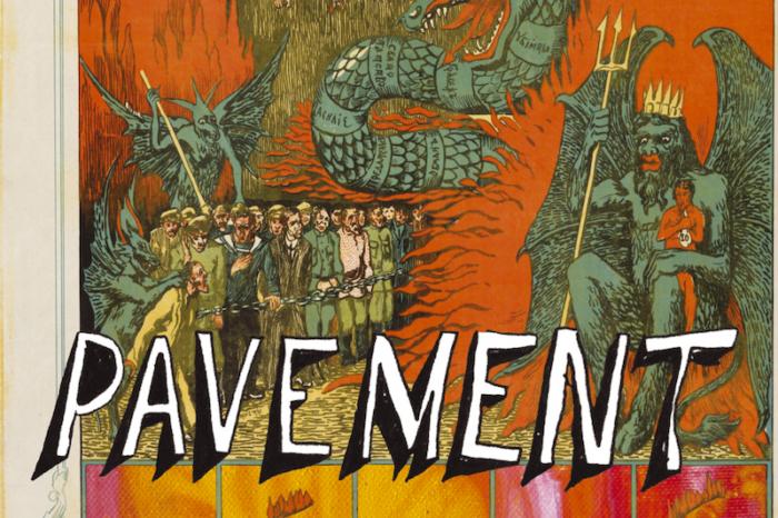 ARKIVRECENSION Pavement: Quarantine the Past
